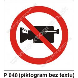 Zákaz filmovania