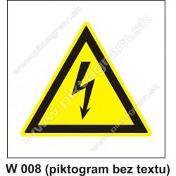 Nebezpečenstvo úrazu elektrinou