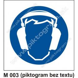 Príkaz na ochranu sluchu