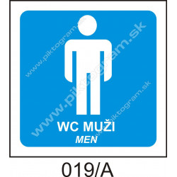 WC - muži