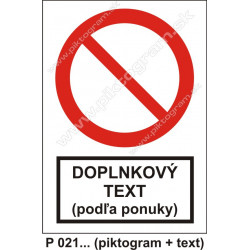 Zákaz (všeobecne)