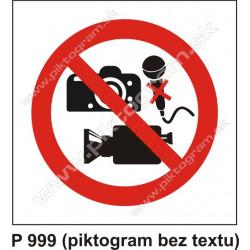 Zákaz audio-vizuálneho záznamu