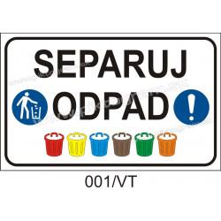 Separuj odpad
