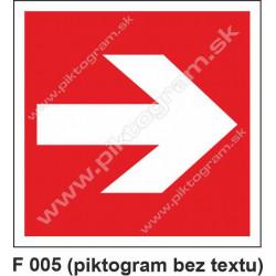 Smer na dosiahnutie (F005)