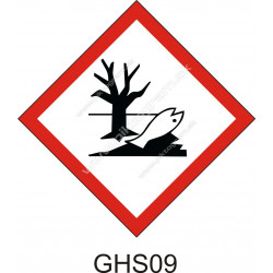 GHS09 - Látky a zmesi nebezpečné pre životné prostredie