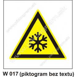 Nebezpečenstvo nízkej teploty