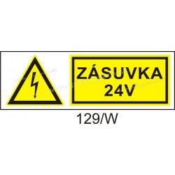 Zásuvka 24V