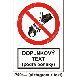 Zákaz fajčiť v celom objekte