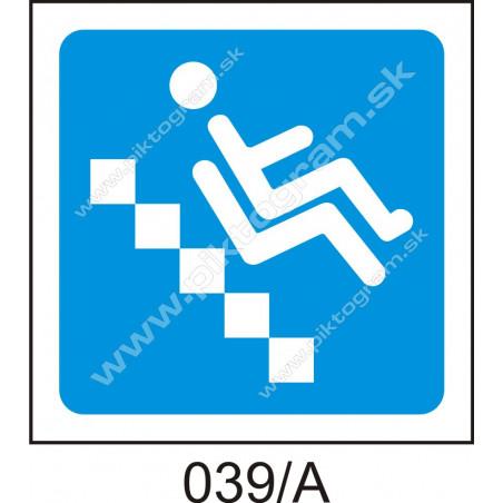 Výťah - invalidi