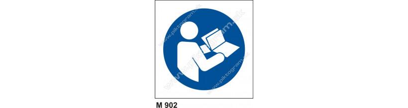 Pokyny na obsluhu/manuál - PO a BOPZO značenie