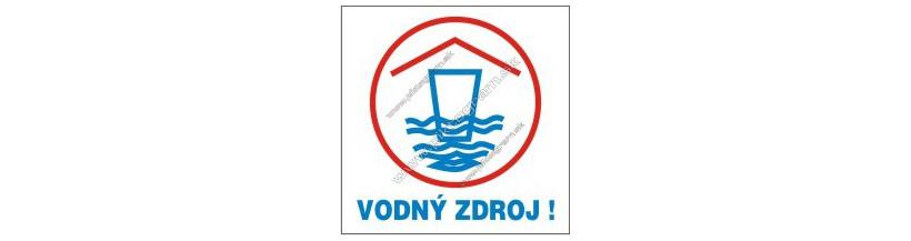 Vodohodpodáske značenie